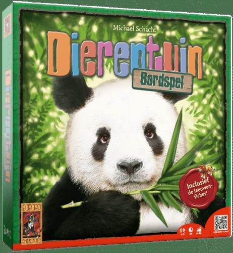 Dierentuin-Bordspel