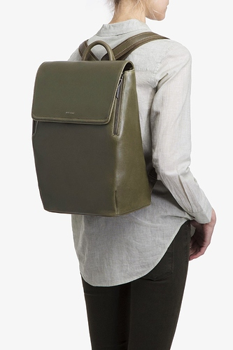 MATT_NAT_Fabi_Backpack-_Olive