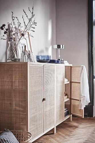ikea-stockholm-2017-cane-cabinet