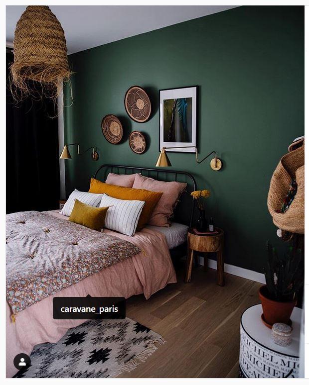 Groene muur 01